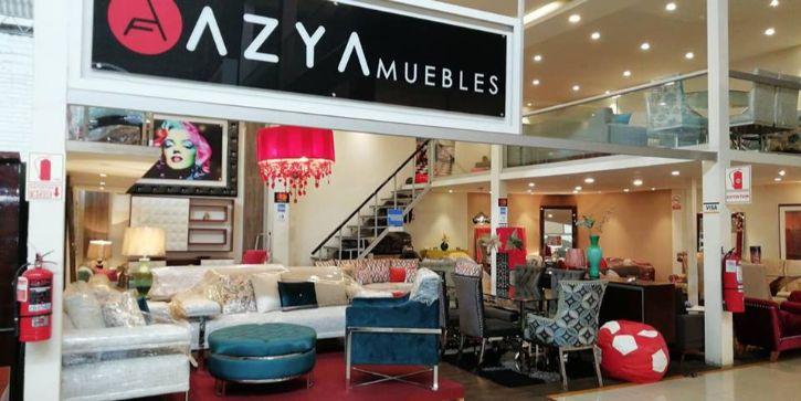 Azya Muebles - Muebles contemporáneos y retro en Independencia y Villa El Salvador, Lima 1