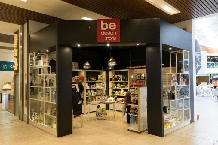 Be Design Store en el Centro Comercial Larcomar, Miraflores, Lima