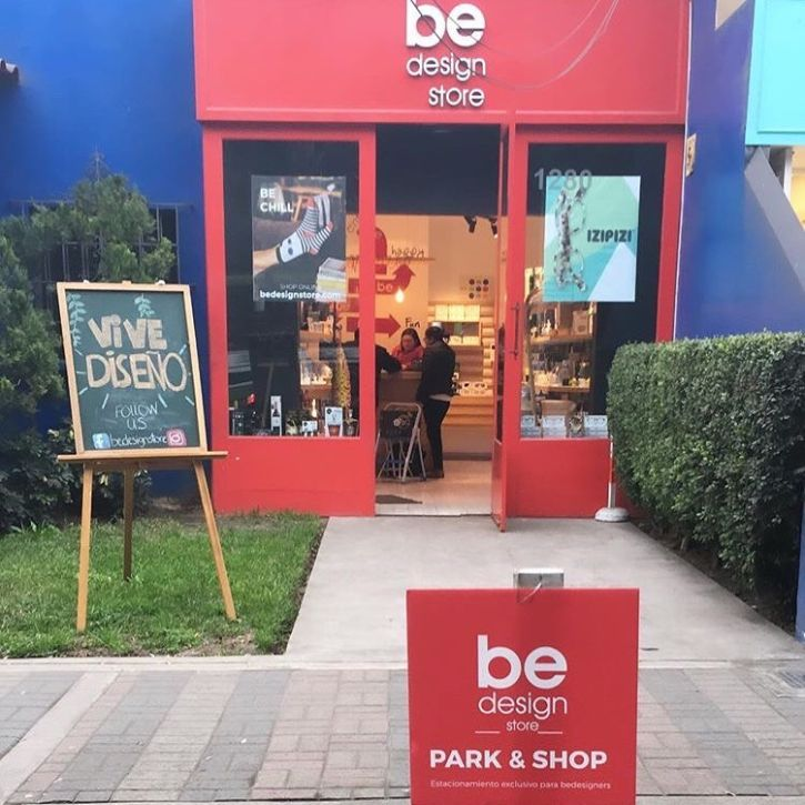 Be Design Store en San Isidro, Lima