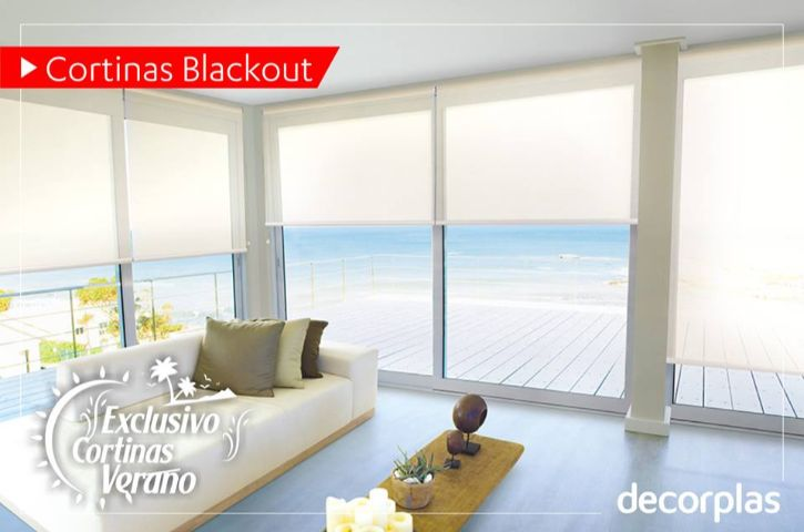 Decorplas - Cortinas blackout