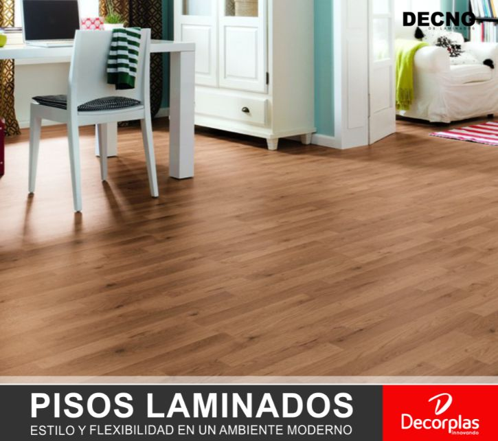 Decorplas - Pisos laminados