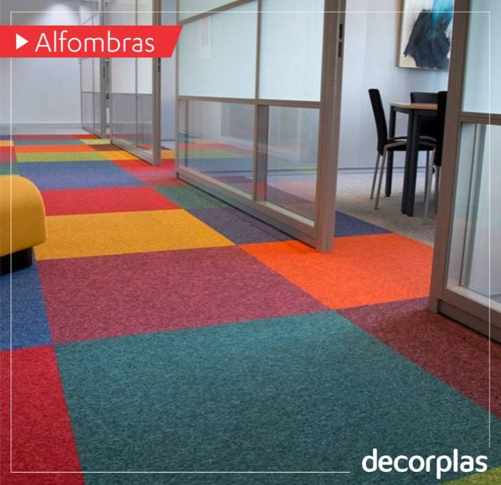 Decorplas - Alfombras modulares