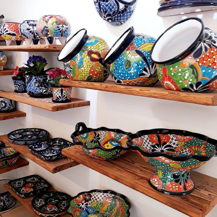 Artmex Perú: cerámica mexicana estilo Talavera 1