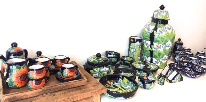 Artmex Perú: cerámica mexicana estilo Talavera 6