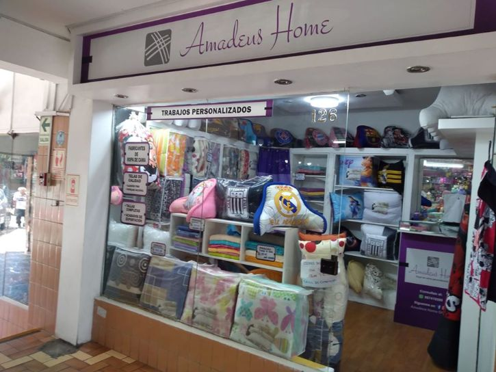 Amadeus Home - Ropa de cama y edredones personalizados en Jesús María, Lima 1