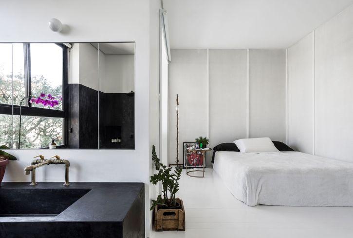 Dúplex estilo loft con decoración minimalista 6