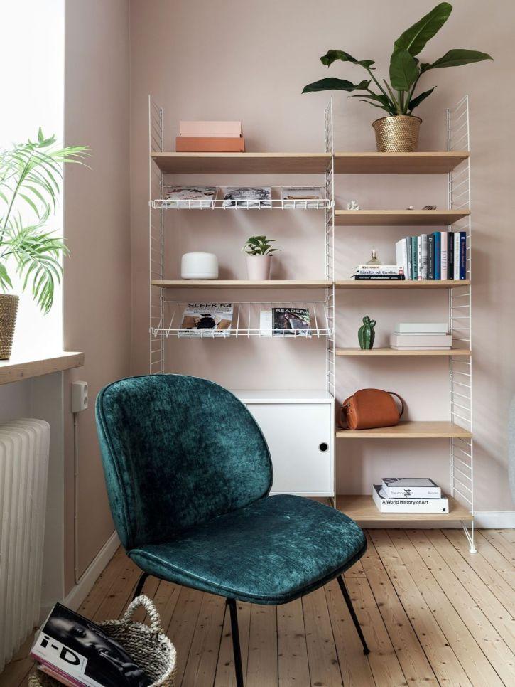 Decoración minidepartamentos: diseño colorido en 30 metros² - 3