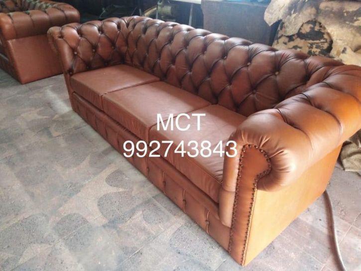 Fábrica de Muebles de Cuero MCT en La Molina, Lima 1