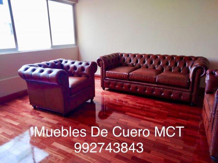 Fábrica de Muebles de Cuero MCT en La Molina, Lima 4