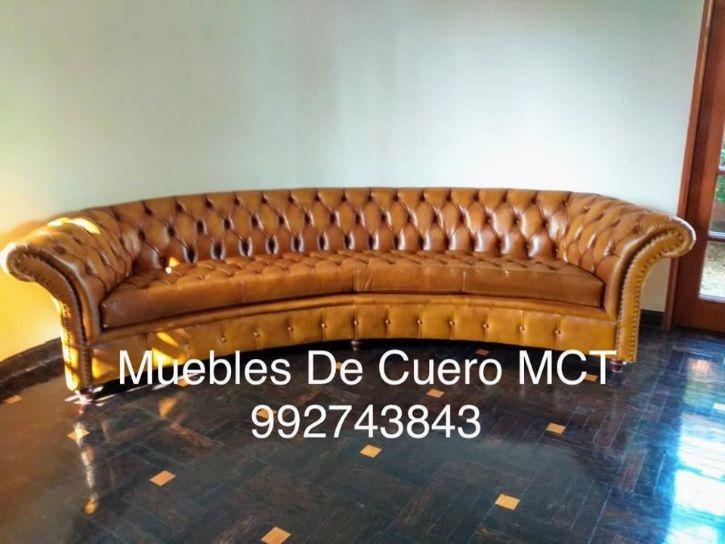 Fábrica de Muebles de Cuero MCT en La Molina, Lima 5