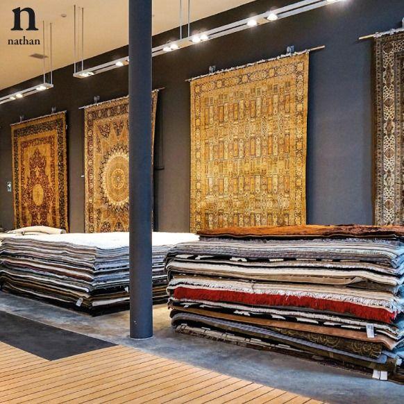 Nathan Alfombras - Alfombras orientales, clásicas, modernas, vintage 1