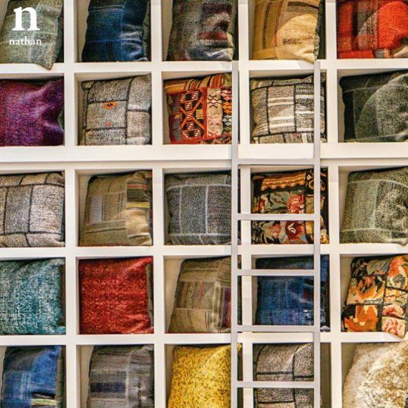 Nathan Alfombras - Accesorios y complementos textiles para la decoración