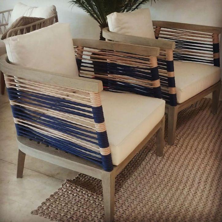 Rattan - Muebles de exterior e interior en rattán y fibras naturales 11
