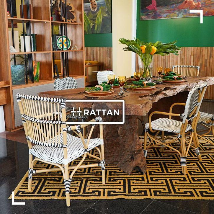 Rattan - Muebles de exterior e interior en rattán y fibras naturales 2