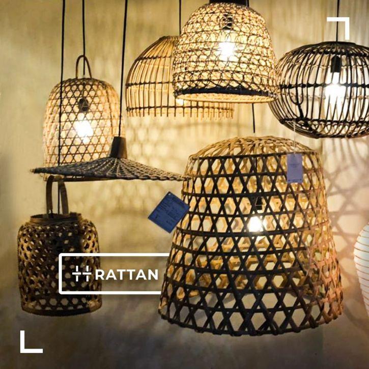 Rattan - Muebles de exterior e interior en rattán y fibras naturales 5