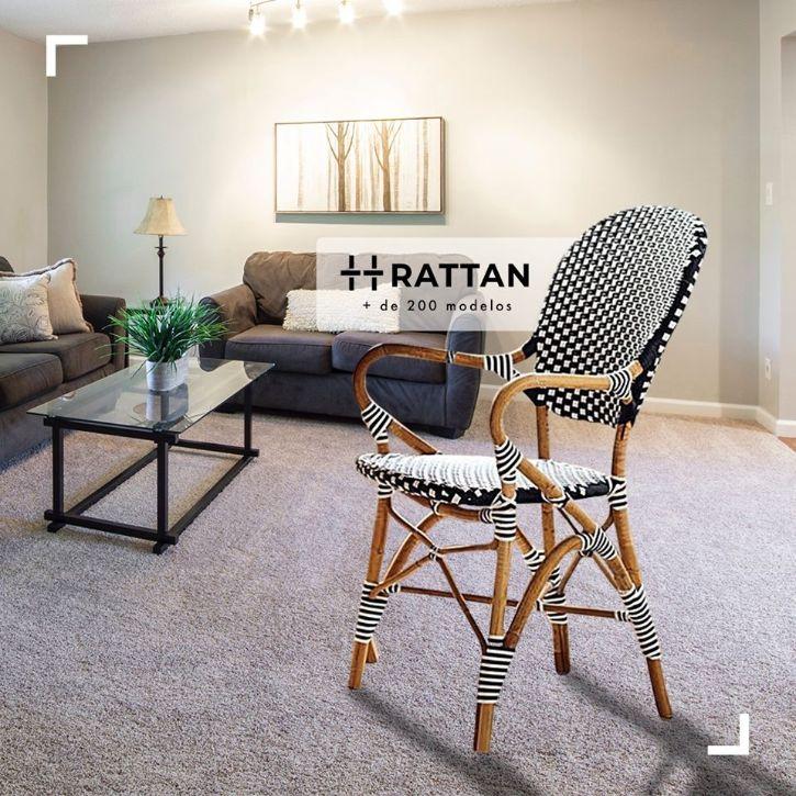Rattan - Muebles de exterior e interior en rattán y fibras naturales 7