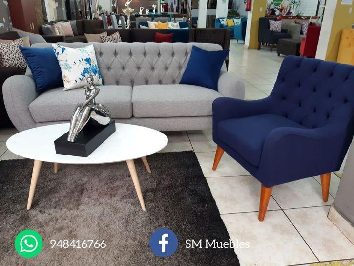 SM Muebles en Parque Industrial, Villa El Salvador 1