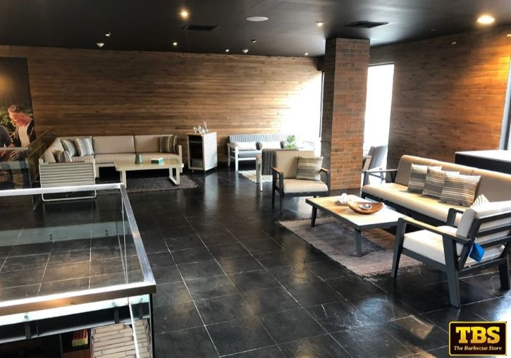 The Barbecue Store - Muebles para terrazas y exteriores
