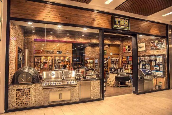 Tienda de The Barbecue Store en el CC Jockey Plaza