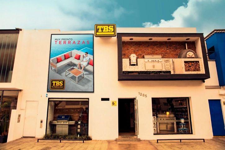 Tienda de The Barbecue Store en Miraflores