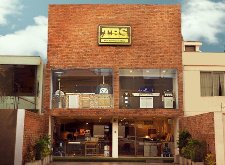 Tienda de The Barbecue Store en Av. El Polo de Santiago de Surco