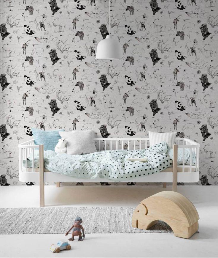 Colomural - Papel tapiz para todos los espacios de hogar 1