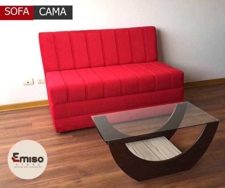 Sofá Cama Emiso en Villa El Salvador y tienda online 1
