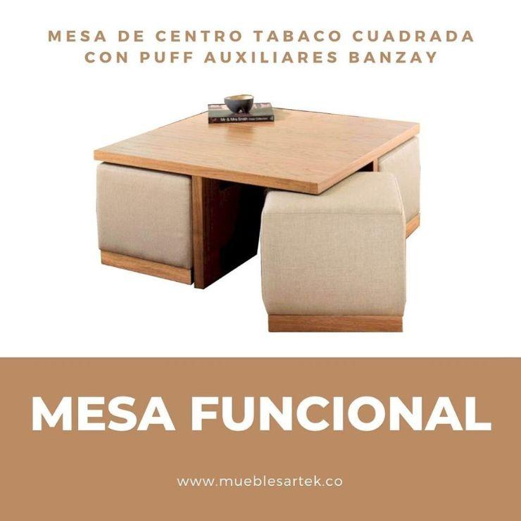 Arte K Muebles - Tienda de muebles modernos y escandinavos en Bogotá, Colombia 1
