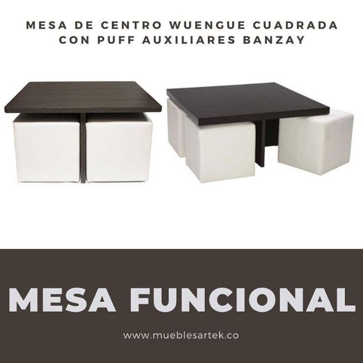 Arte K Muebles - Tienda de muebles modernos y escandinavos en Bogotá, Colombia 2