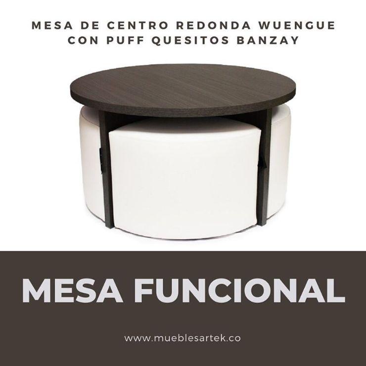 Arte K Muebles - Tienda de muebles modernos y escandinavos en Bogotá, Colombia 3