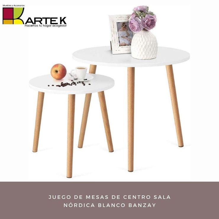 Arte K Muebles - Tienda de muebles modernos y escandinavos en Bogotá, Colombia 4