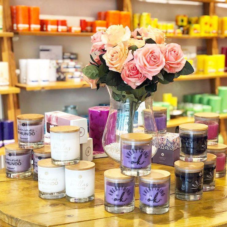 Iluminata - Tienda de velas, aromas, aromaterapia en Colombia 2