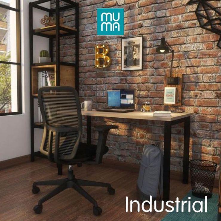Muma Colombia - Muebles para oficinas y para home office en distintos estilos decorativos 1