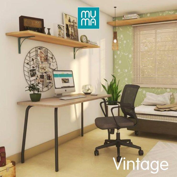 Muma Colombia - Muebles para oficinas y para home office en distintos estilos decorativos 3
