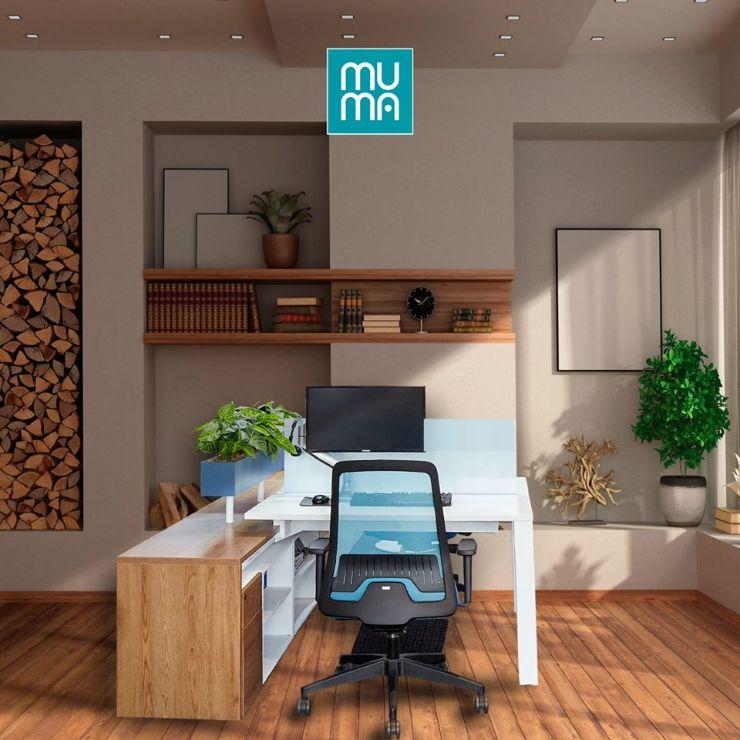 Muma Colombia - Muebles para oficinas y para home office en distintos estilos decorativos 5