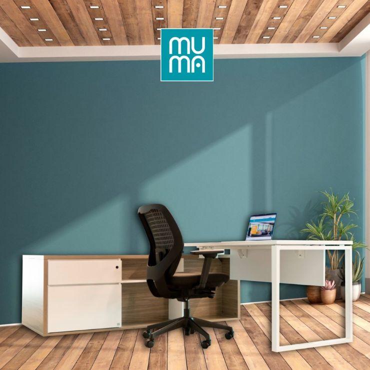 Muma Colombia - Muebles para oficinas y para home office en distintos estilos decorativos 6