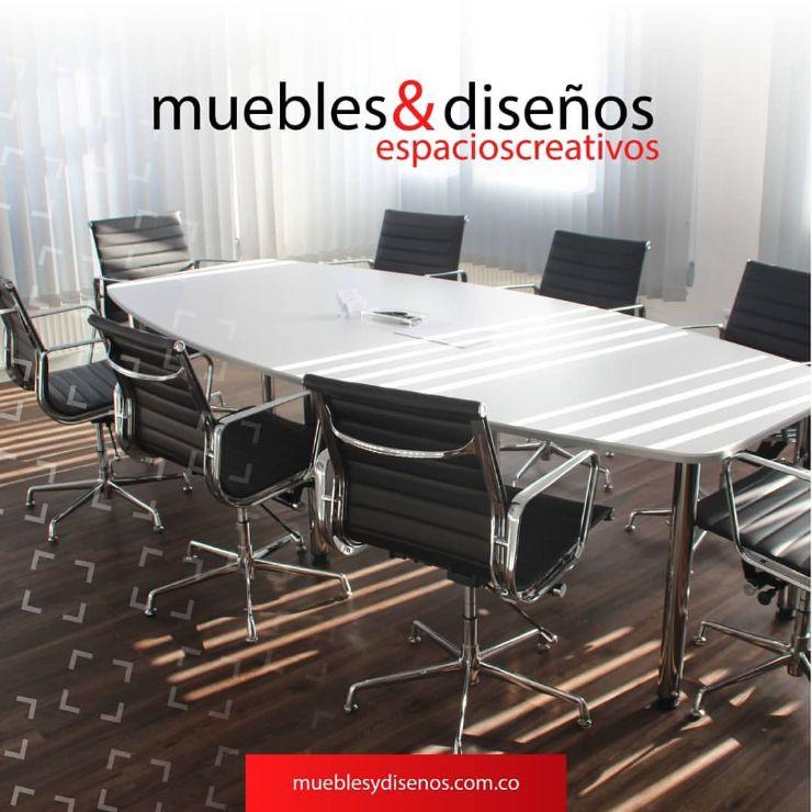 Muebles & Diseños - Muebles de oficina en Barranquilla, Colombia 3