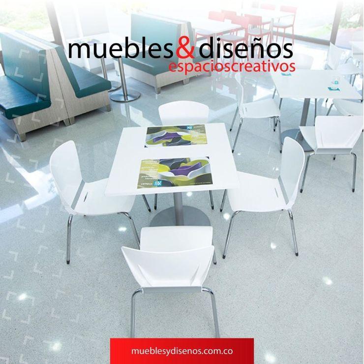 Muebles & Diseños - Muebles de oficina en Barranquilla, Colombia 4