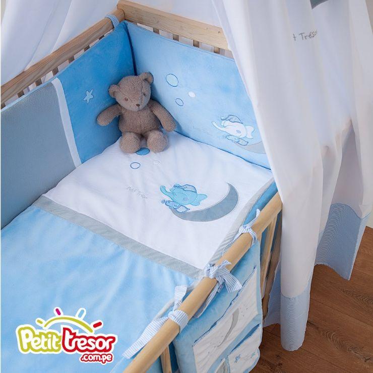 Petit Tresor Perú: cunas, camas, ropa de cama y accesorios para bebés 3