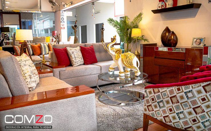 Comzo Perú Muebles - Muebles de diseño, sofás y sillones en Surquillo y Villa María del Triunfo, Lima 2