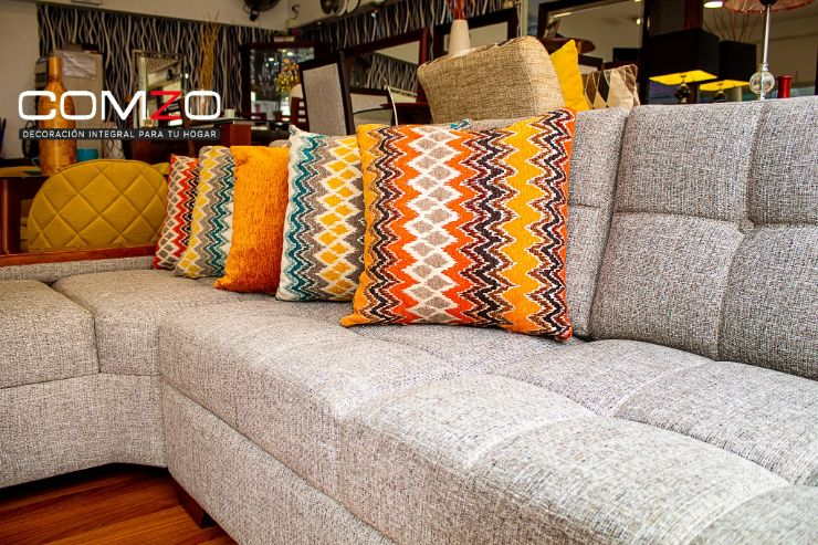 Comzo Perú Muebles - Muebles de diseño, sofás y sillones en Surquillo y Villa María del Triunfo, Lima 3