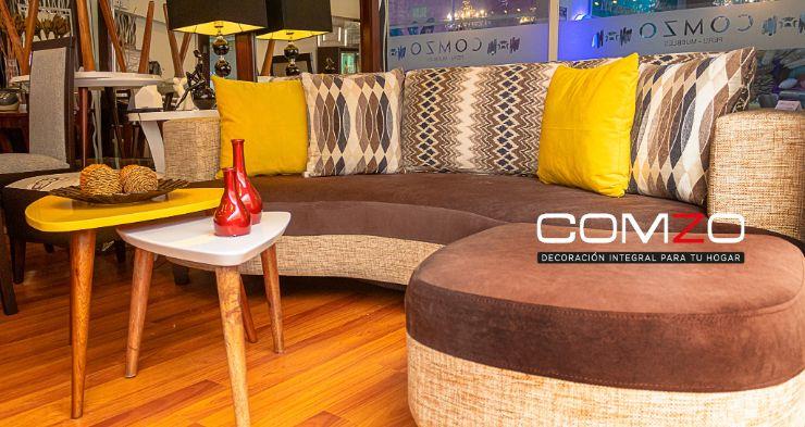 Comzo Perú Muebles - Muebles de diseño, sofás y sillones en Surquillo y Villa María del Triunfo, Lima 4