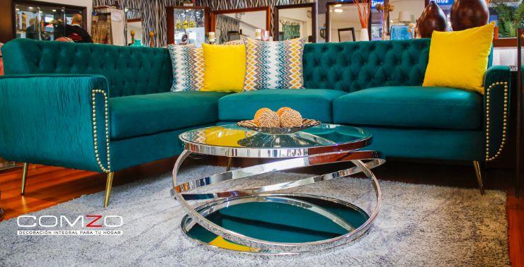 Comzo Perú Muebles - Muebles de diseño, sofás y sillones en Surquillo y Villa María del Triunfo, Lima 5