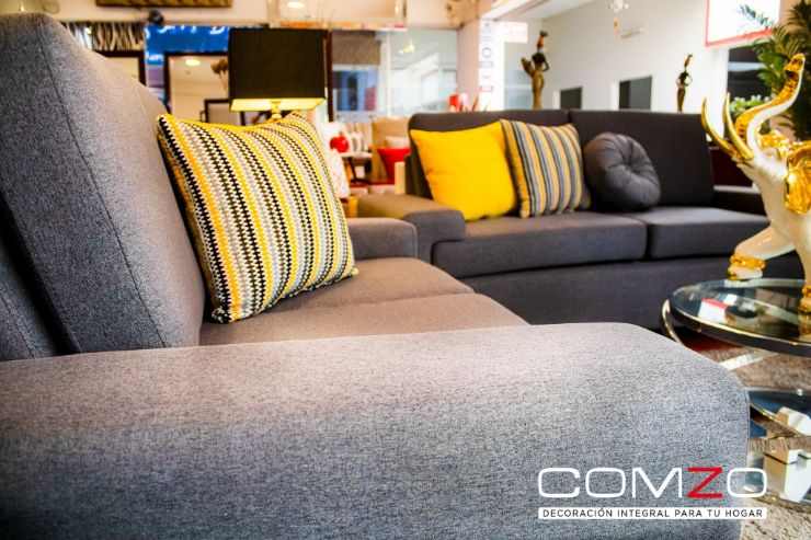 Comzo Perú Muebles - Muebles de diseño, sofás y sillones en Surquillo y Villa María del Triunfo, Lima 6