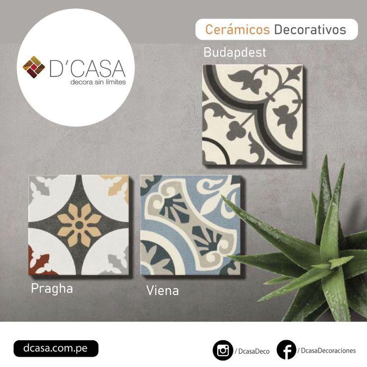 Dcasa Decoraciones: cerámicos, porcelanatos, decoración 1