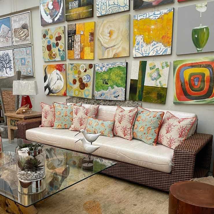 Tiendas decoración muebles La Molina, Lima